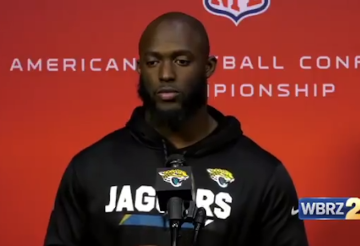 Driver cited in crash involving Jaguars Leonard Fournette