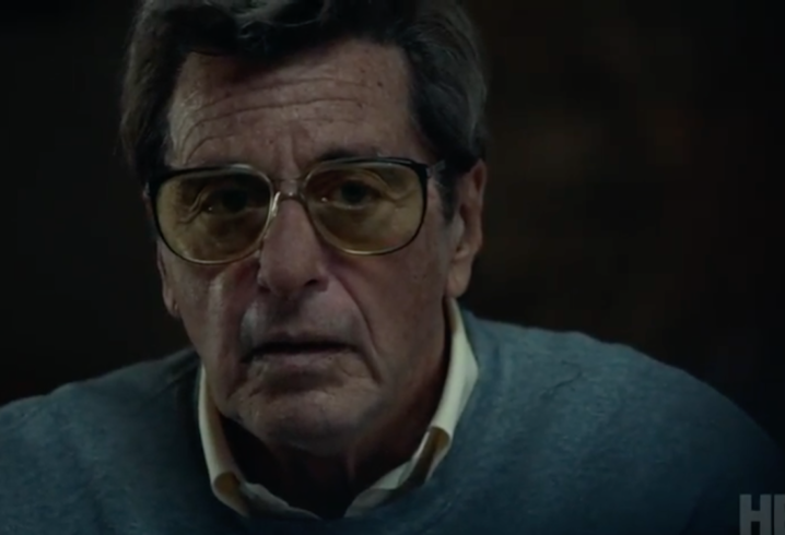 First trailer released for HBO's movie about Joe Paterno