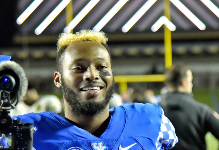 Kentucky S Mike Edwards announces he'll return for senior season