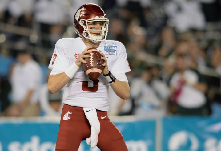 Washington State QB Tyler Hilinski Dies at Age 21