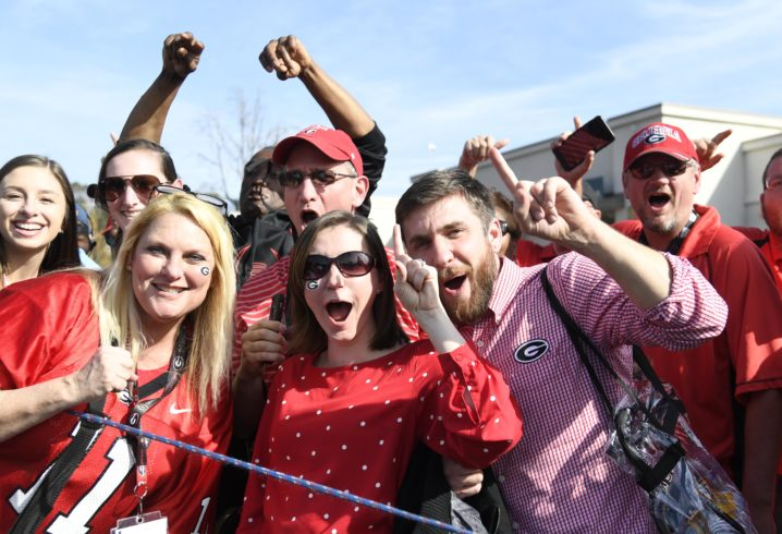 Georgia fans causing CFP title game tickets to skyrocket