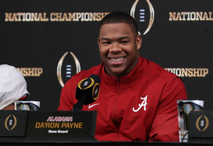Alabama's Ridley, Payne, Scarbrough to enter NFL Draft