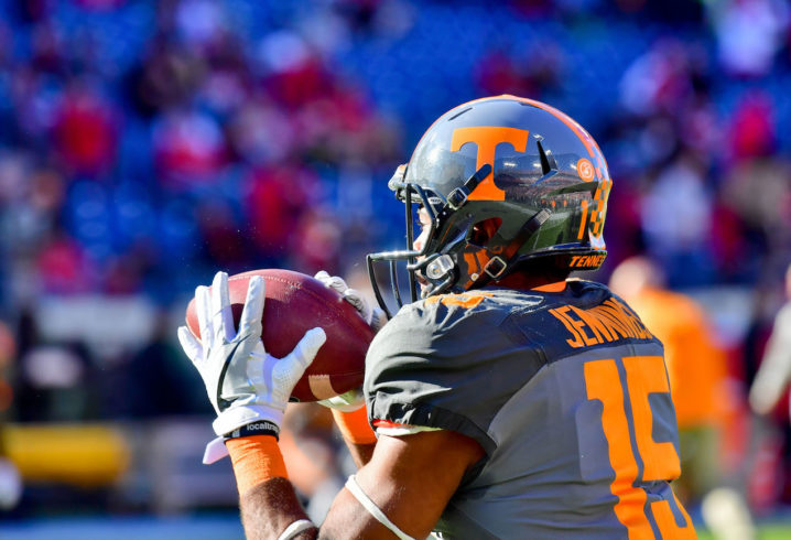 Former Vol Jauan Jennings hints at return to Rocky Top