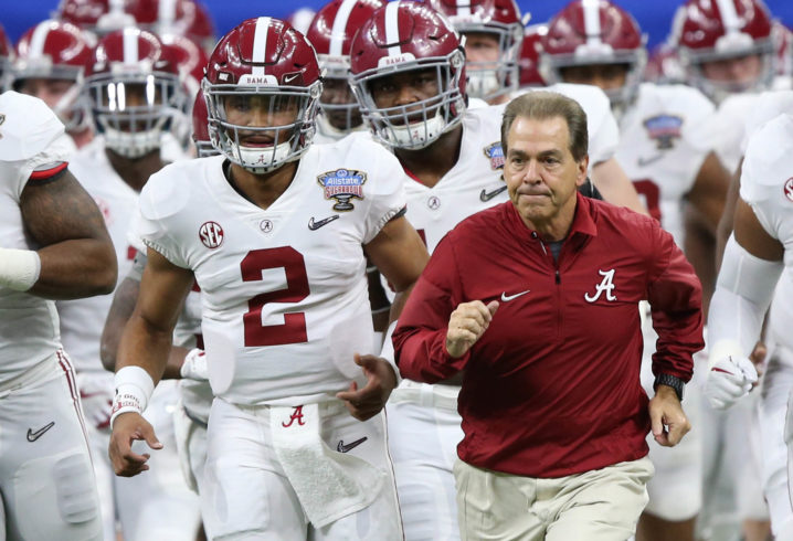 Nick Saban reviews National Signing Day