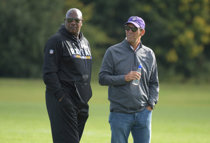 Ozzie Newsome to step down after 2018 season