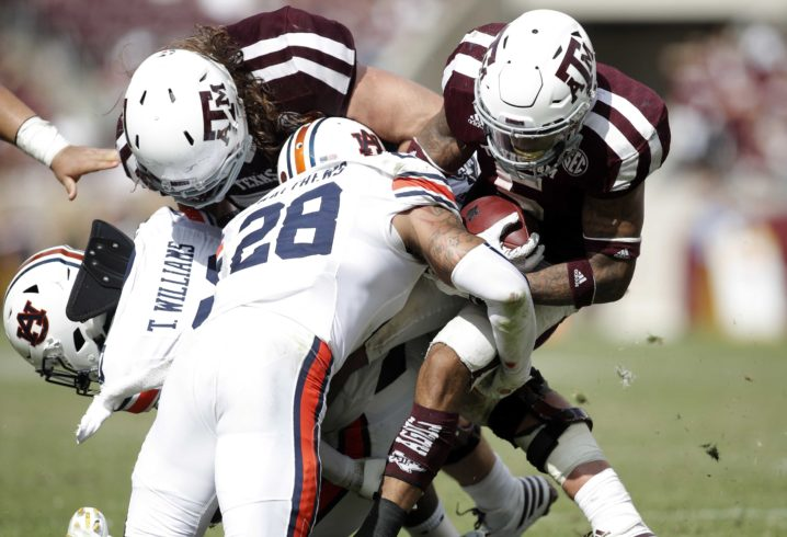 Texas A&M seeks resume-building win over No