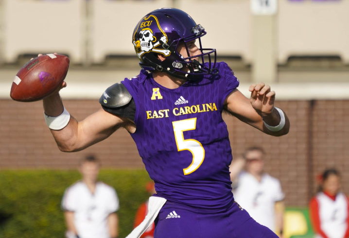 Graduate transfer quarterback Gardner Minshew picks Washington State over Alabama