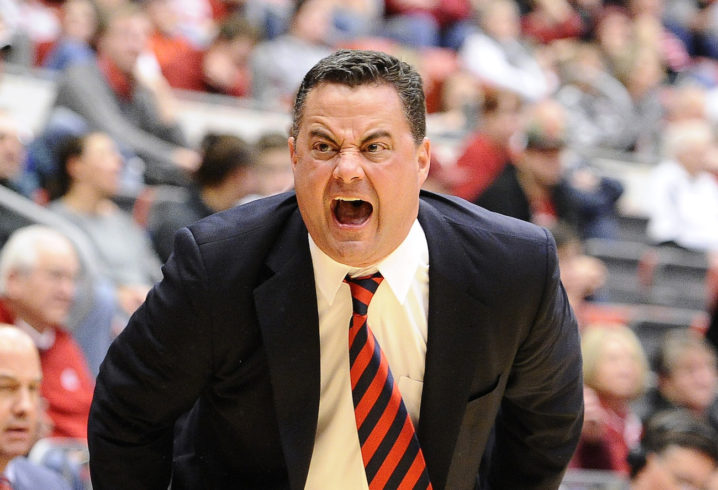 Arizona's Sean Miller May Face Dire Consequences In College Basketball Scandal