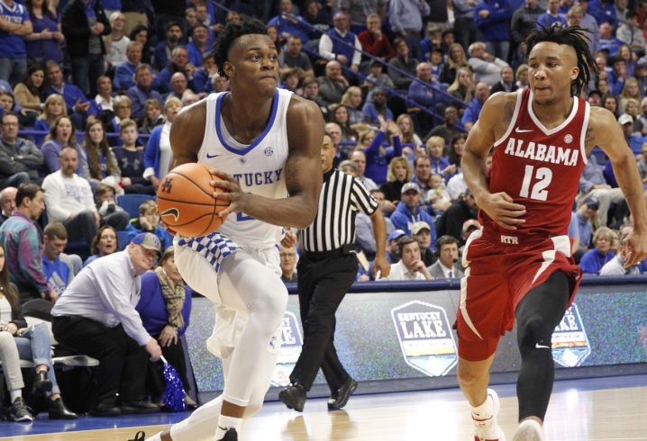 Kentucky vs. Alabama - 2/17/18 College Basketball Pick, Odds, and Prediction
