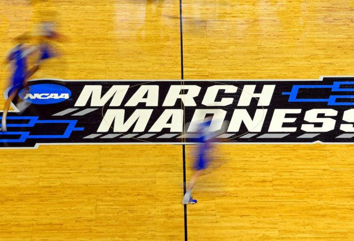 2 seed in current NCAA Tournament field projection