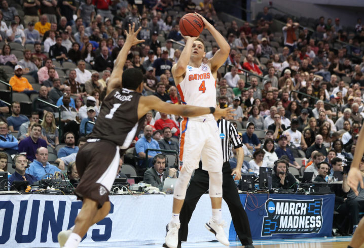Gators bounce St. Bonaventure in NCAA tournament