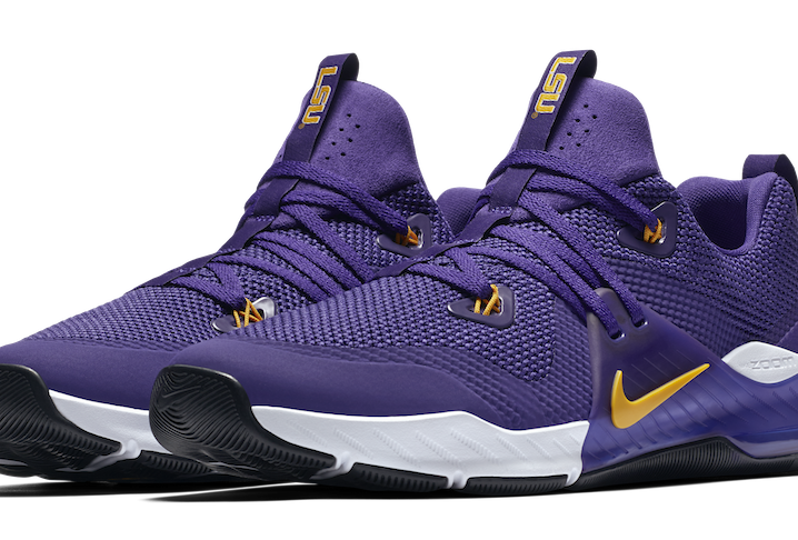 Nike releases LSU edition 'Zoom Train Command' shoe. Here's how to buy them before they sell out.