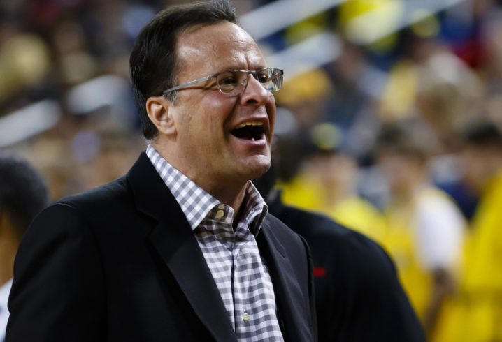 Tom Crean Finalizing Deal To Be Georgia Head Coach