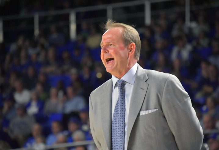 Ole Miss officially announces Kermit Davis as new basketball coach