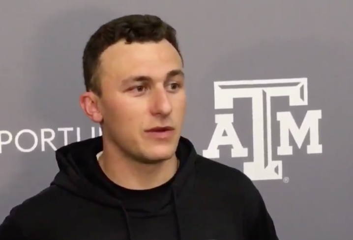 Johnny Manziel Hospitalized Over Prescription Drugs