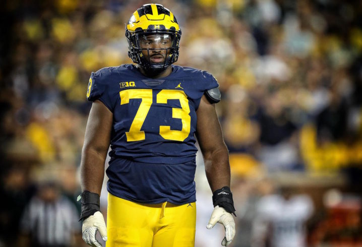 NFL Scouting Combine 2018: DT Maurice Hurst reportedly diagnosed with heart condition