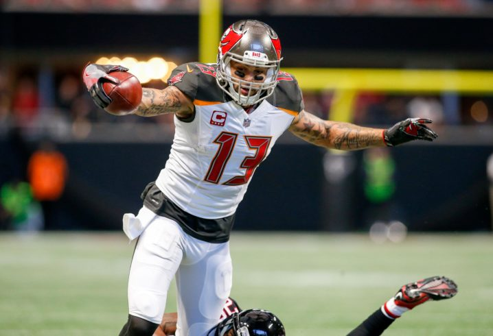 Mike Evans agrees to five-year, $82.5 million extension with Bucs