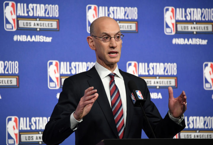 NBA Preparing To Get Involved At High School Basketball Level