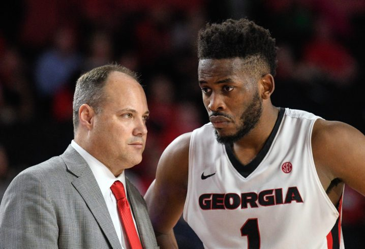 Georgia Basketball part ways with Head Coach Mark Fox