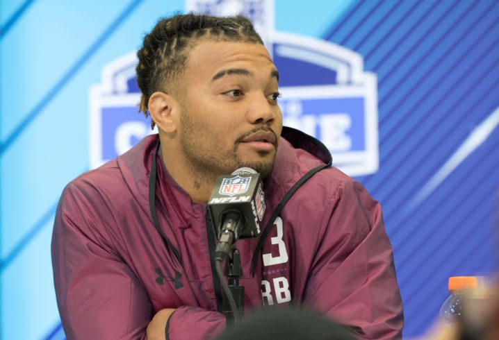 An Unknown NFL Team Asked Derrius Guice if He Liked Men