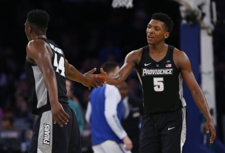 Friars, Rams earn NCAA tournament bids