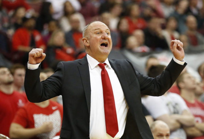 Matta meets with Ole Miss officials