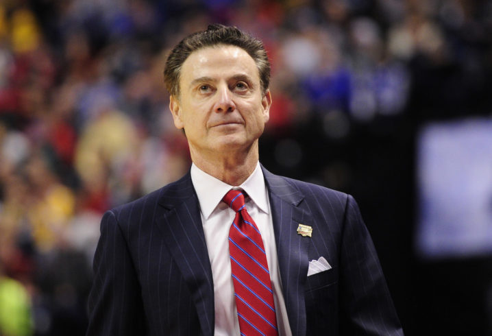 ESPN analyst: Rick Pitino's name mentioned in relation to Georgia opening