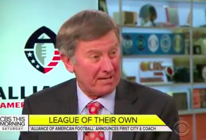 Steve Spurrier Joins Alliance Of American Football League As Coach