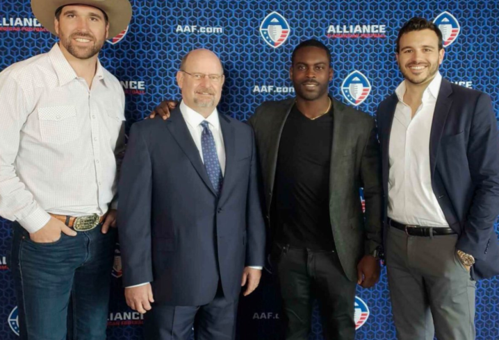 Michael Vick, Brad Childress named coaches for Atlanta's AAF team