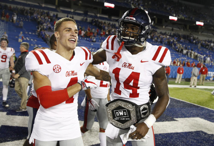 How Good Can The Ole Miss Offense Be This Year Best In