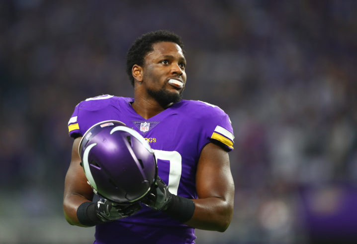 Vikings LB Kentrell Brothers suspended 4 games
