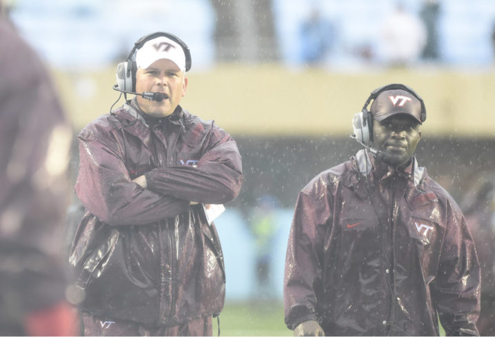 Virginia Tech co-defensive coordinator Galen Scott resigns 'to focus on family'