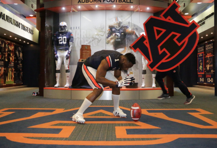 5-star linebacker Owen Pappoe commits to Auburn