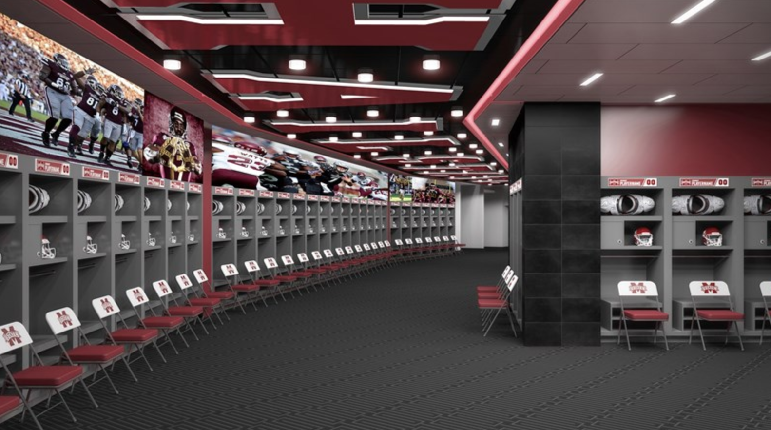 Look Mississippi State Will Have Improved Locker Room In 2018