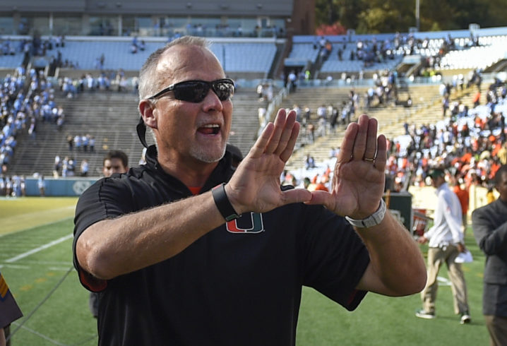 Miami, Mark Richt Agree to Contract Extension Through 2023