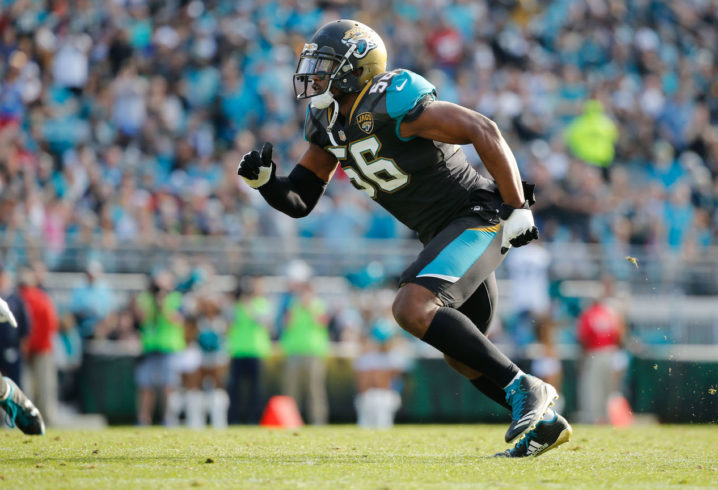 Jags not picking up option on DE Dante Fowler