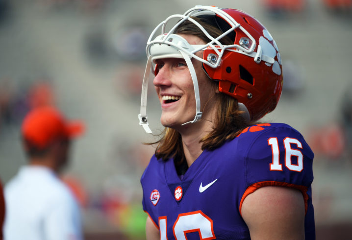 Who is Trevor Lawrence? 5 things to know about Clemson's ...