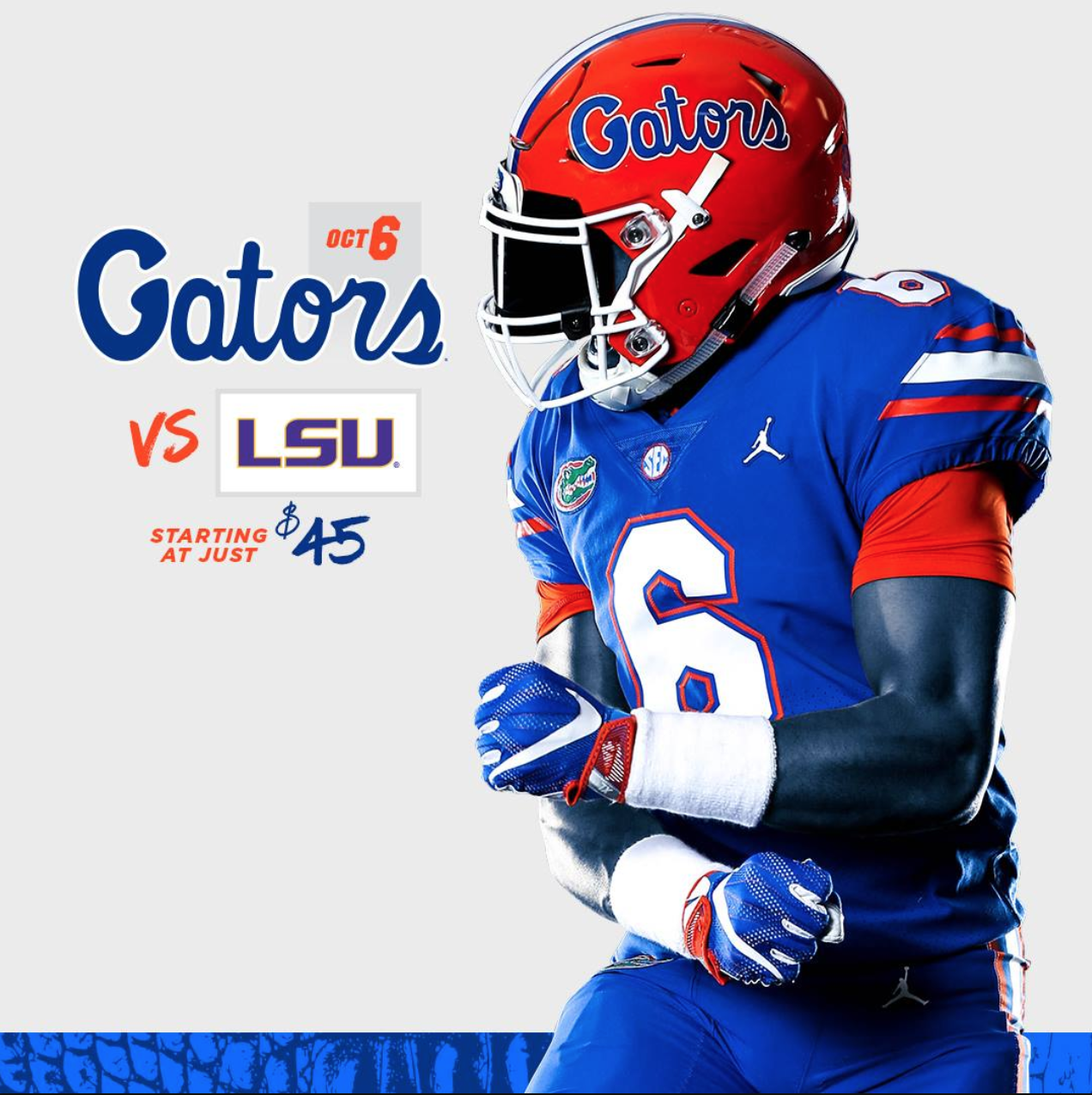 3f43fb977ed0 Here are the images we found advertising Florida s home games for the  coming season. The only game missing from the list below is the Missouri  game set to ...