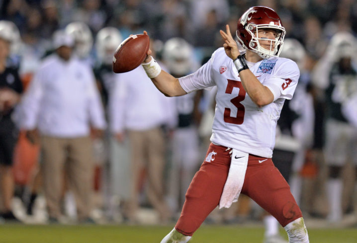 WSU quarterback Tyler Hilinski suffered from CTE when he killed himself