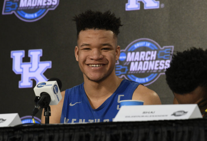 Kevin Knox Explains Decision To Pick Kentucky Basketball: John Calipari Cautions NBA Teams From Passing On Kevin