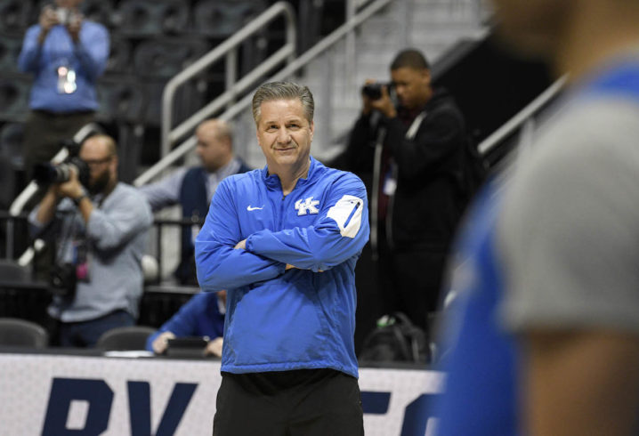 Kentucky Basketball Announces Tv Schedule Game Times And
