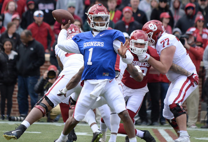 Oakland A's draft: Oklahoma QB/OF Kyler Murray goes No. 9