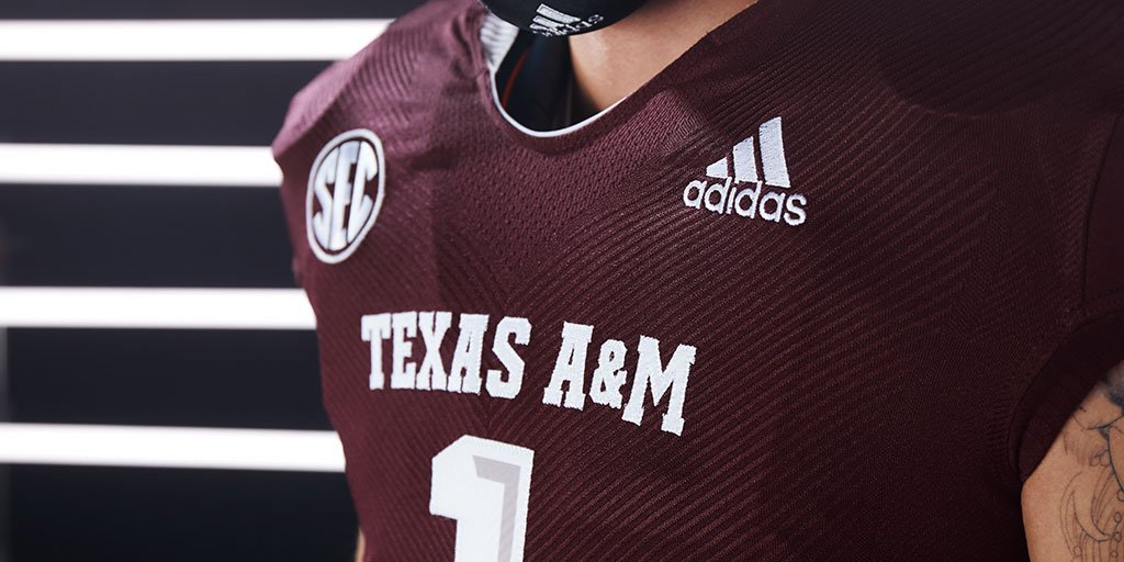 first rate 512ab 1979a WATCH: Texas A&M reveals adidas Primeknit A1 football ...
