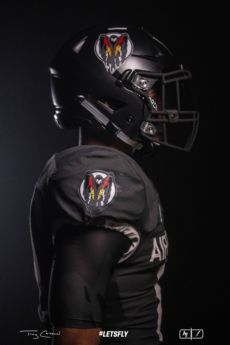 dd414a433ff This years Air Power Legacy Series alternate uniform is here. This year we  honor the AC-130! #LetsFly pic.twitter.com/QiVFj8IrEl