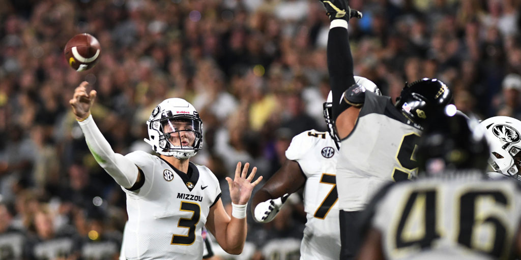9dae0db6c0e Be concerned: Since last loss to Georgia, Drew Lock and Mizzou have ...