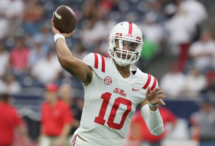 College football games today: Ole Miss vs Mississippi State