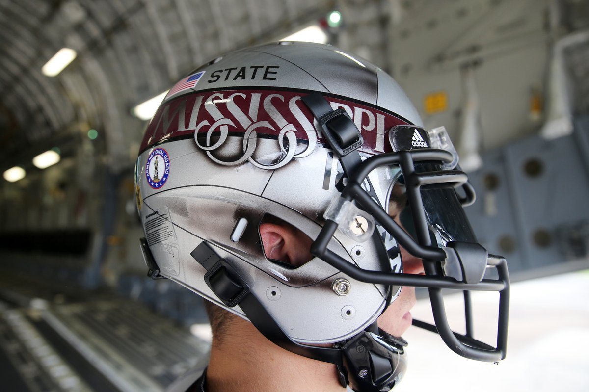 PHOTOS  Mississippi State unveils incredible new Adidas military ... f335047fd