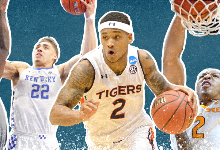 Kentucky Basketball Roster Power Rankings Offseason: SEC Basketball Power Rankings: Auburn Picks Up Another