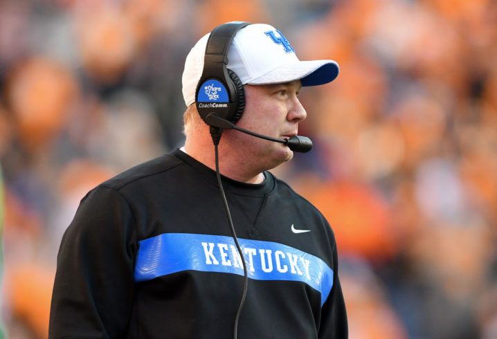 Kentucky football: In memorable season, there's one thing ...