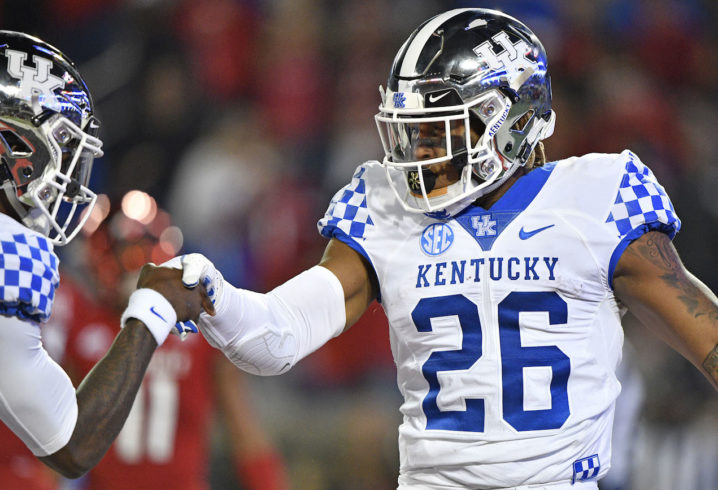 Kentucky Basketball Outlasts Auburn 5 Things To Know: 5 Things To Know About Kentucky's Citrus Bowl Opponent